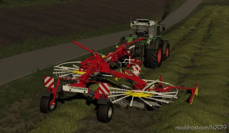 Pöttinger TOP 722 for Farming Simulator 19