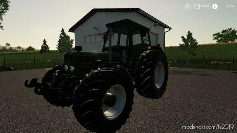 Deutz D13006 V2.0 for Farming Simulator 19