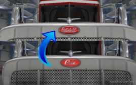 Real Logos For Jon-Ruda Mods for American Truck Simulator