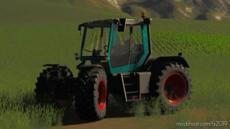 Fendt Xylon for Farming Simulator 19