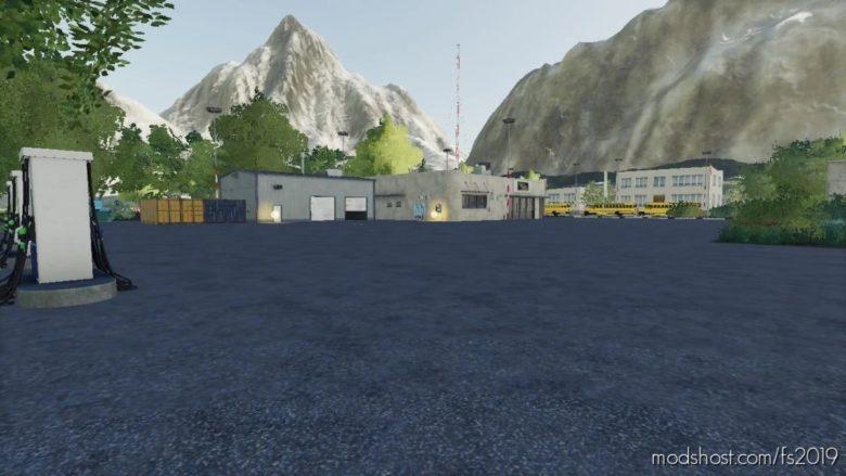 Knight Farms for Farming Simulator 19
