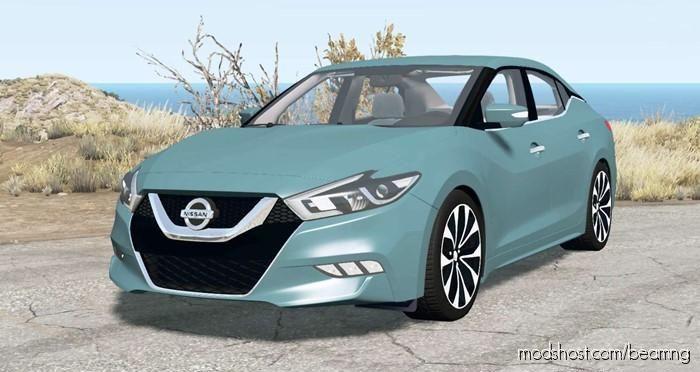 Nissan Maxima SR 2016 V2.0 for BeamNG.drive
