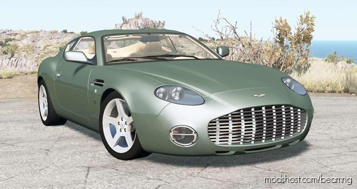 2003 Aston Martin DB7 Zagato for BeamNG.drive