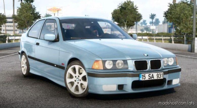 BMW M3 Compact (E36) 1996 [1.40] for American Truck Simulator