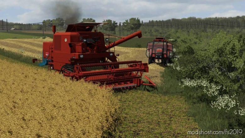 Bizon Z056 Sound Pack (Prefab) for Farming Simulator 19