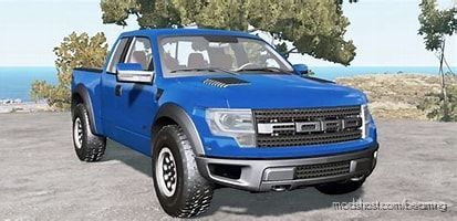 Ford Raptor for BeamNG.drive