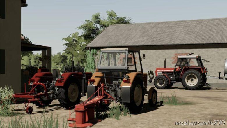 Dolny Perzów for Farming Simulator 19