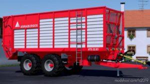 Annaburger HTS22.03 / HTS29.03 for Farming Simulator 19
