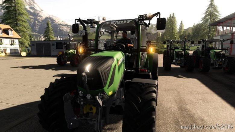 Fendt 313 Vario FJ Modding for Farming Simulator 19