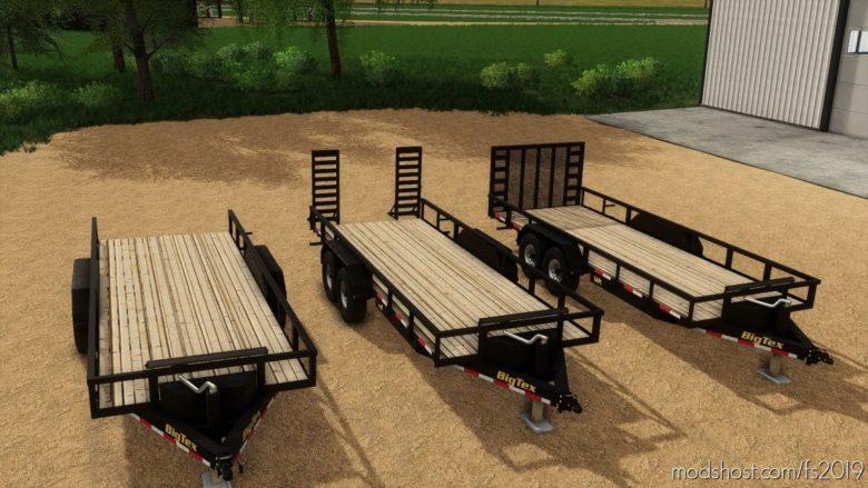 BIG TEX 14PI for Farming Simulator 19