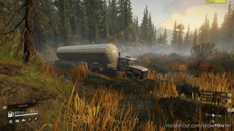 Badlands 2 Remake – A Pix3Lmonkey Map V1.1 for SnowRunner