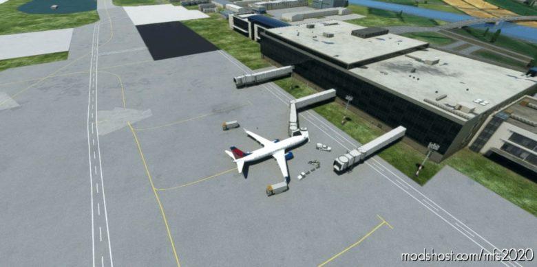 Zkpy Sunan Pyeongyang for Microsoft Flight Simulator 2020