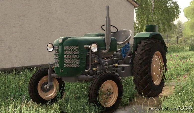 Ursus C4011 4X2 for Farming Simulator 19
