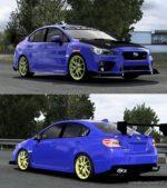 Subaru Impreza WRX STI V3 [1.40] for Euro Truck Simulator 2