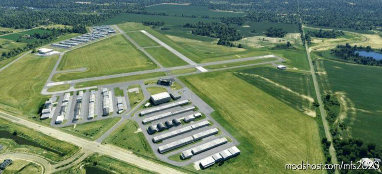 21D – Lake Elmo Airport – Lake Elmo, MN for Microsoft Flight Simulator 2020