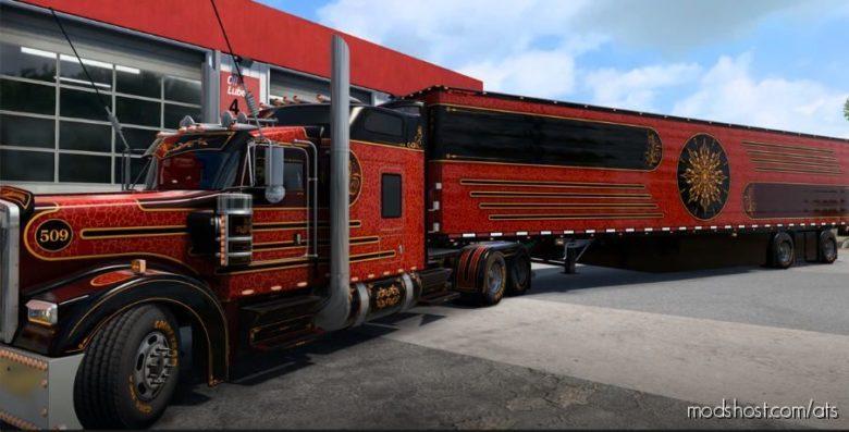 Nautilus Paint for American Truck Simulator