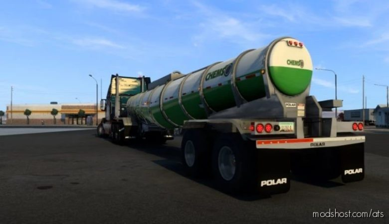 Polar Polar Deep Drop [1.40] for American Truck Simulator