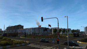 Diyarbakir Map Türkiye V1.7 for Euro Truck Simulator 2