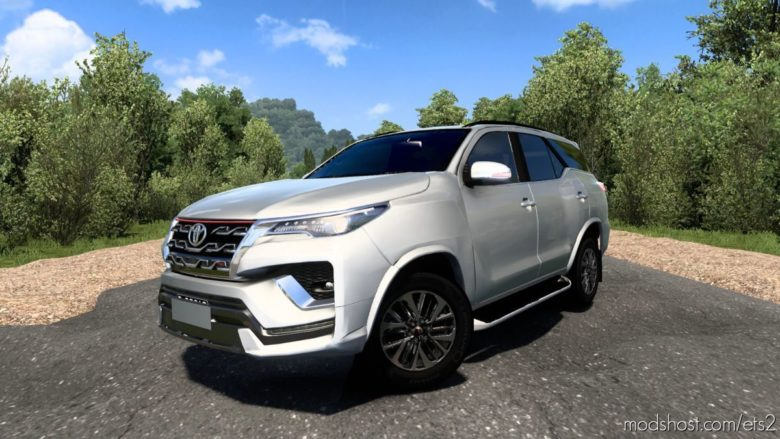 Toyota Fortuner [1.40] for Euro Truck Simulator 2