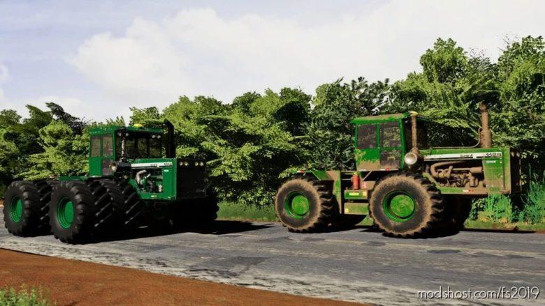 Lizard 1120 Series for Farming Simulator 19