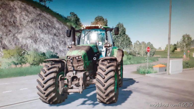 Deutz Fahr Series 7 V1.0.0.1 for Farming Simulator 19