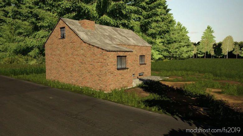 Brick House (Prefab) for Farming Simulator 19