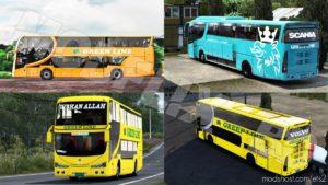 Irizar Bus pack Full Version [1.40] for Euro Truck Simulator 2