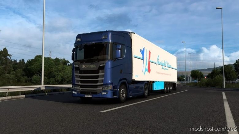 NEW Scania R & S Series DC13 Engine Sound Mod V2.0 for Euro Truck Simulator 2