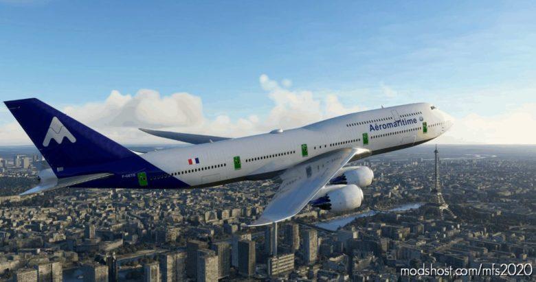 Aeromaritime F-Getb Ultra [NO Mirroring] for Microsoft Flight Simulator 2020