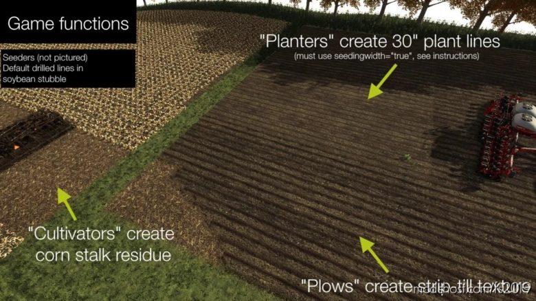 Ground Textures 30 V3.0 for Farming Simulator 19