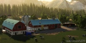 Southwest Norway 19 for Farming Simulator 19
