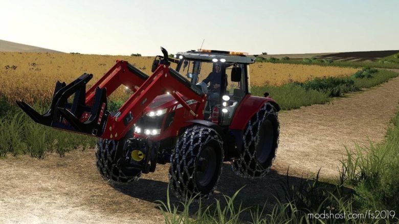 Massey Ferguson 7600 Series for Farming Simulator 19