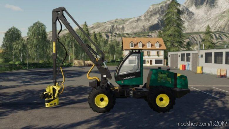 Timberjack Pack for Farming Simulator 19