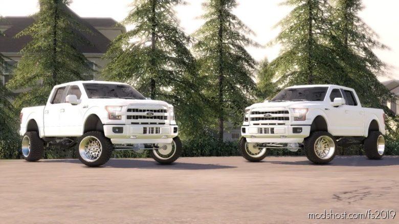 2015 F-150 Show Truck for Farming Simulator 19