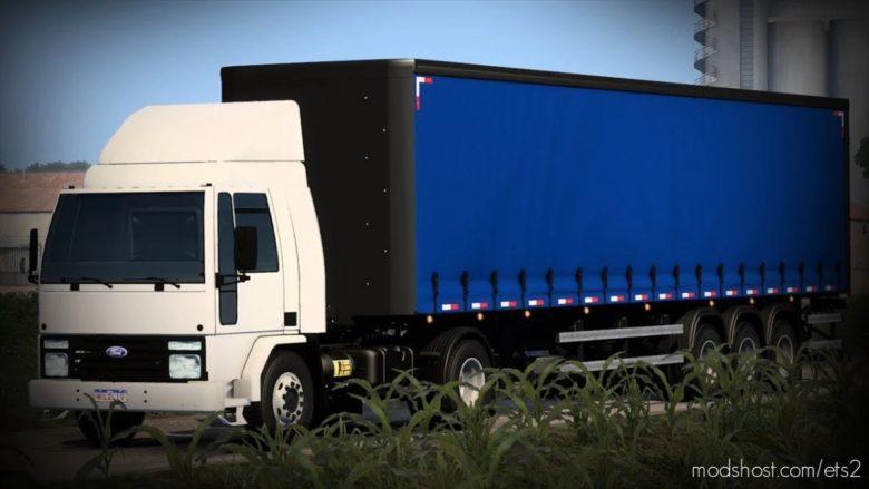 Ford Cargo 4030 [1.40] for Euro Truck Simulator 2