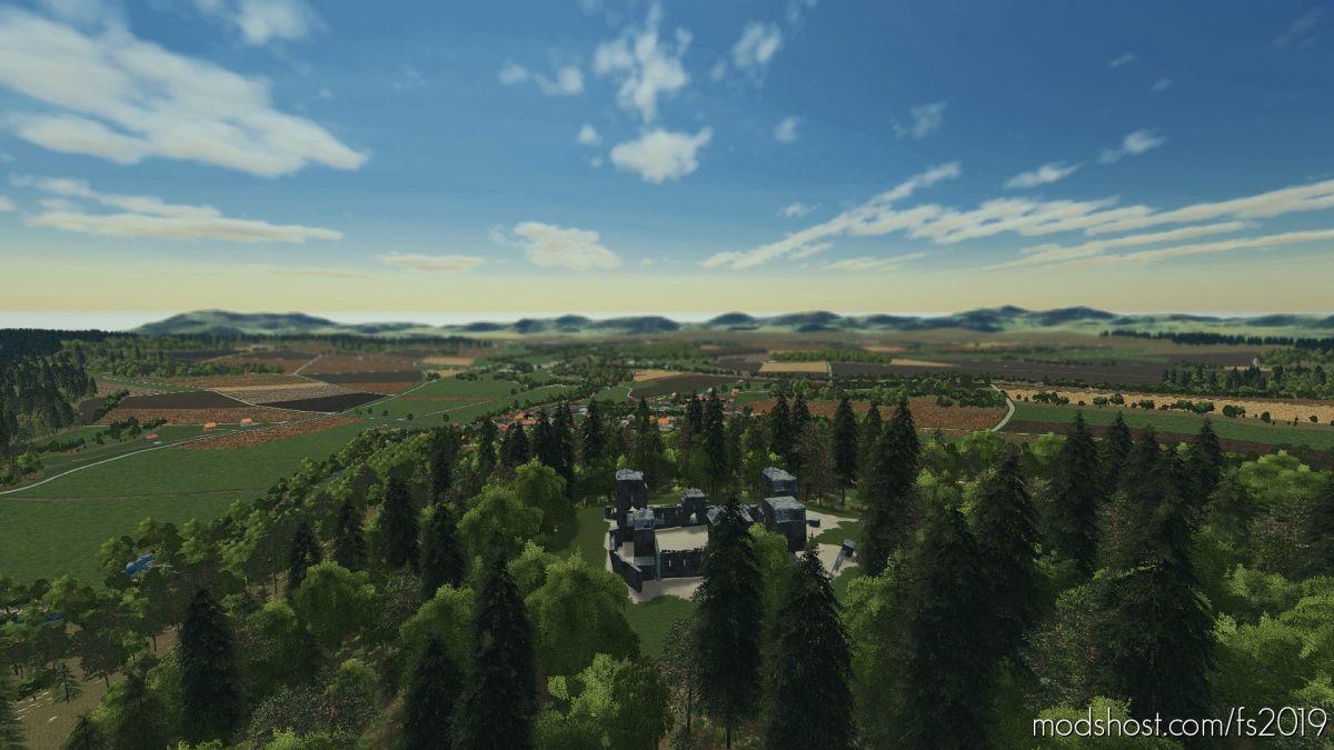Wohlsbach By Lonewarrior (Beta) for Farming Simulator 19