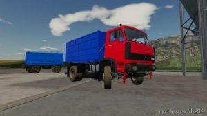 Liaz 150.261 V2.0 for Farming Simulator 19