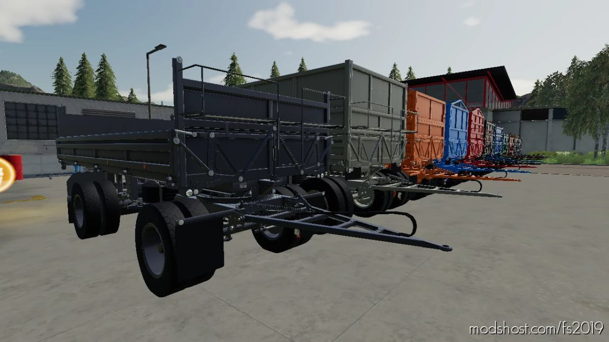 BSS 16.12 & 17.13 Series V2.0 for Farming Simulator 19