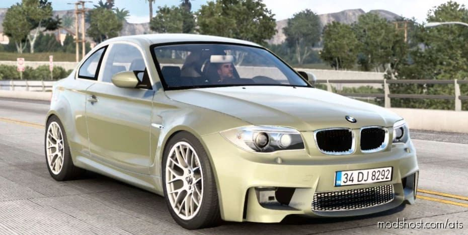 BMW 1M (E82) 2011 V1.5 [1.40] for American Truck Simulator