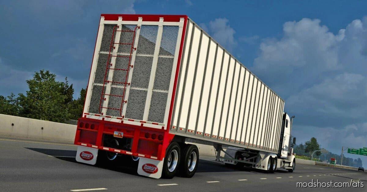 The Dorsey Chipvan Ownable [1.40] for American Truck Simulator