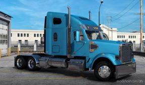 Freightliner Coronado 132Sd/122Sd V1.2 [1.40] for American Truck Simulator