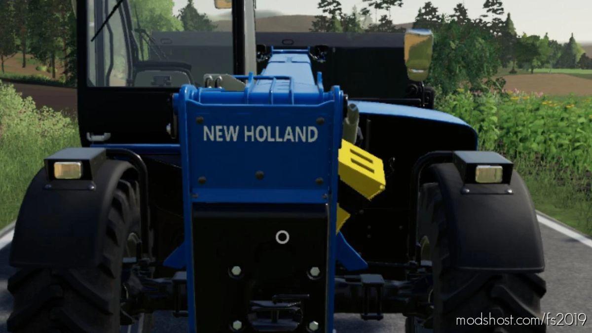 NEW Holland LM935 for Farming Simulator 19
