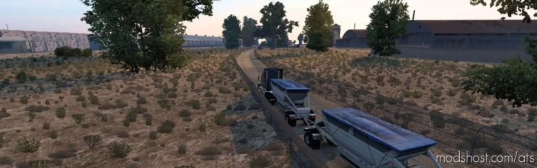 Barstow Extended V2.0 for American Truck Simulator