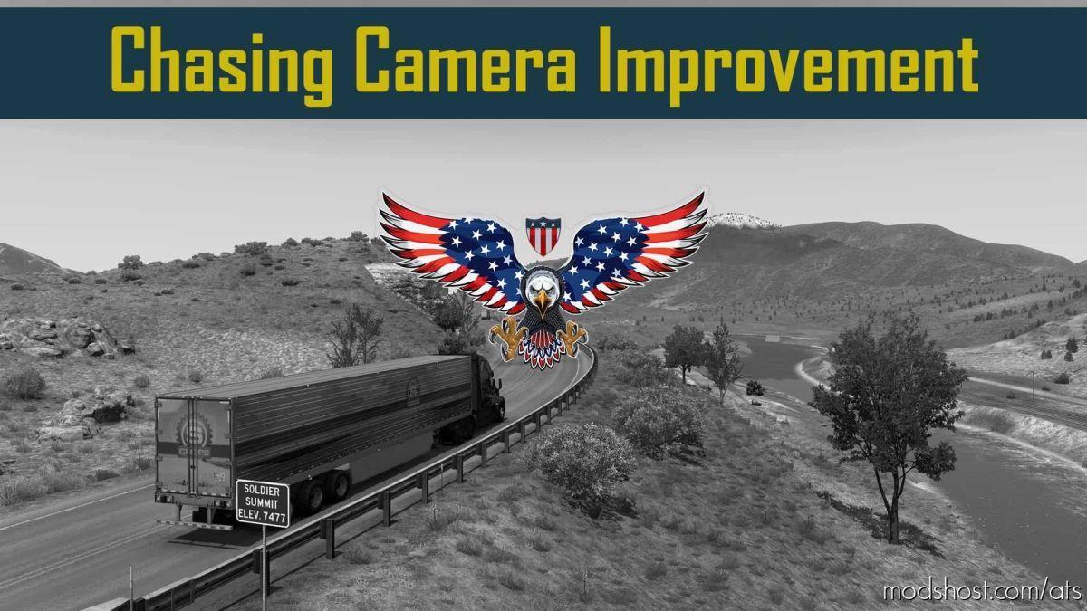 Chasing Camera Improvement for American Truck Simulator
