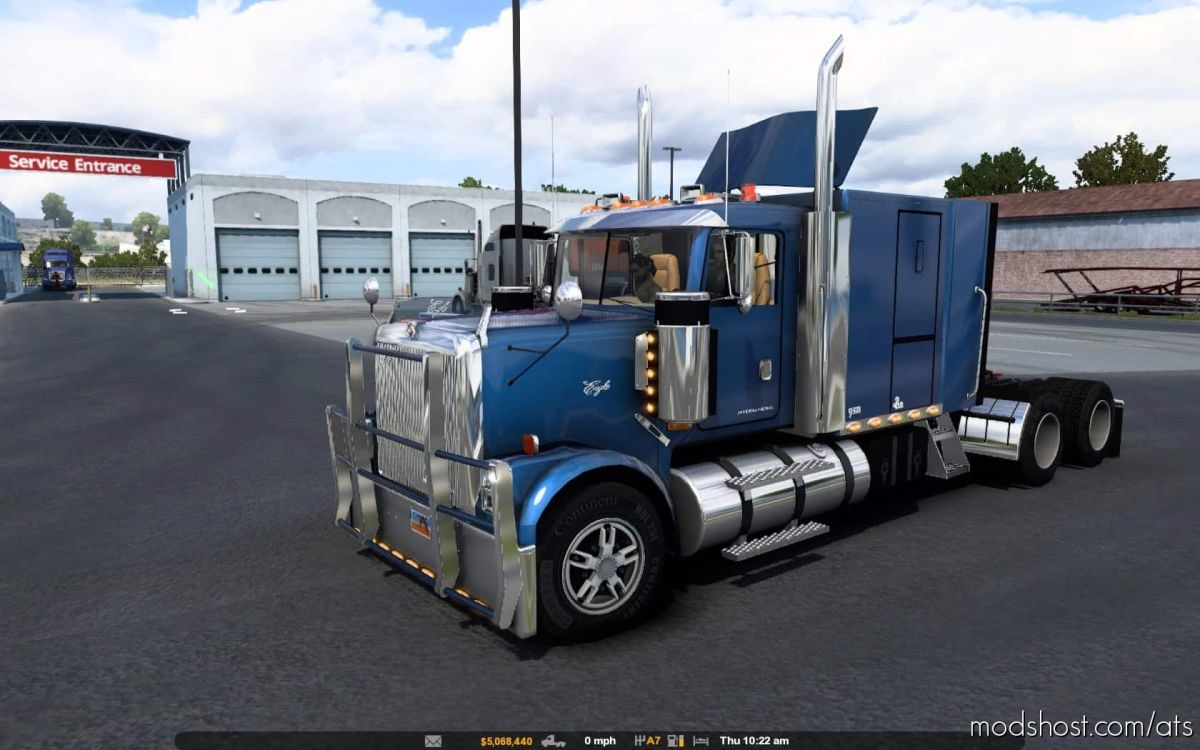 International 9300I Eagle V1.6 for American Truck Simulator