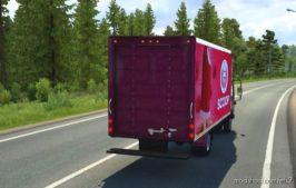 Isuzu ELF 8.0 NPR75 [1.40.4.0S] for Euro Truck Simulator 2