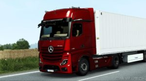 Mercedes Benz NEW Actros 2019 [1.40] for Euro Truck Simulator 2