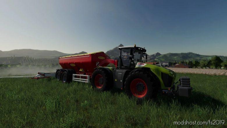 Bredal K195 for Farming Simulator 19