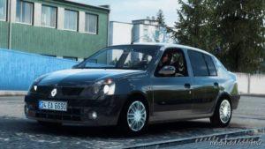 Renault Clio II V1R60 V1.6 for Euro Truck Simulator 2