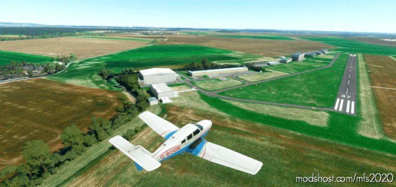 LE Plessis – Belleville Airport Lfpp for Microsoft Flight Simulator 2020
